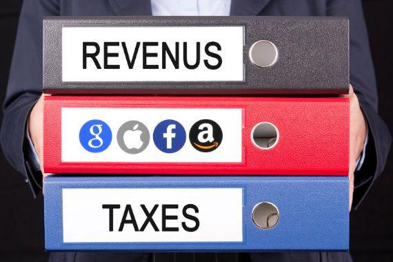 Le plan français pour taxer Google