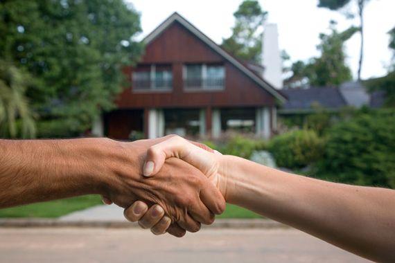 Au Canada, la vente de maison recule | LesAffaires.com