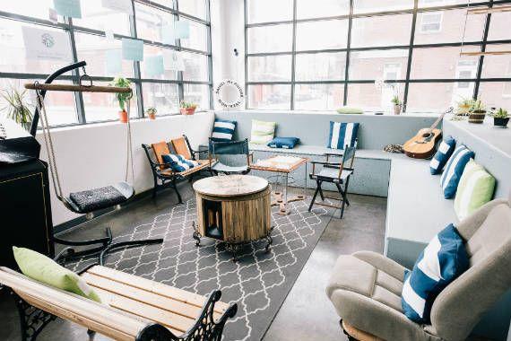 Espaces de coworking cool à montréal lesaffaires