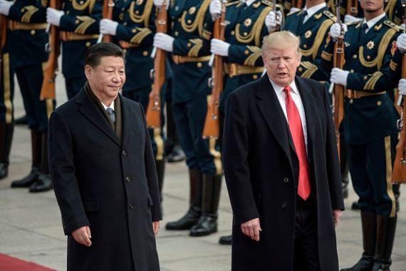 Donald Trump menace de taxer tous les produits chinois importés — Guerre commerciale