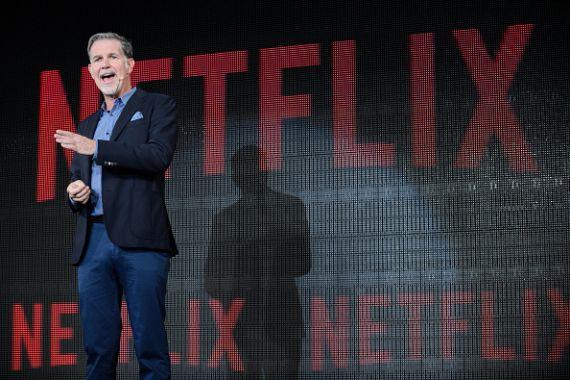 Netflix : une fin d'année 2016 record, le titre s'envole