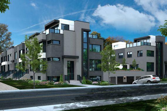 Un nouveau projet de maisons où l\'argent pousse sur les ...