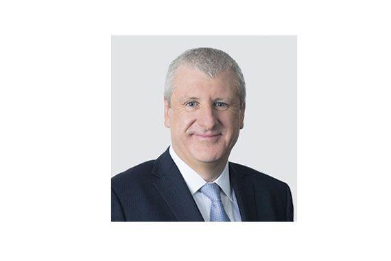 Ian L. Edwards, le nouveau PDG par intérim de SNC-Lavalin.