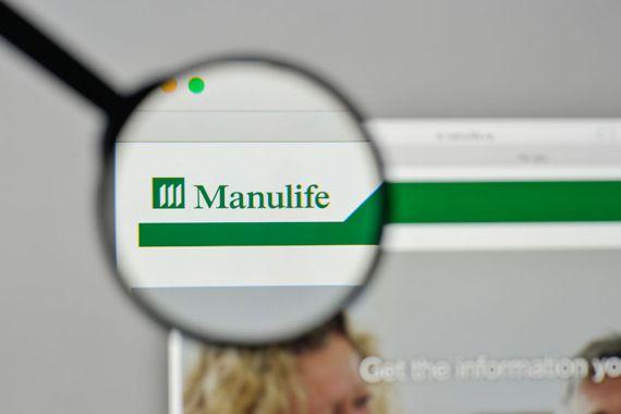 Le site web de Manuvie