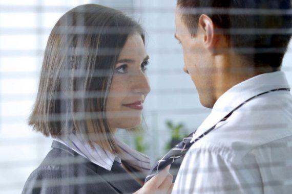 Rencontrer amour au travail