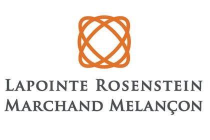 Résultats de recherche d'images pour «logo lapointe rosenstein marchand melançon»